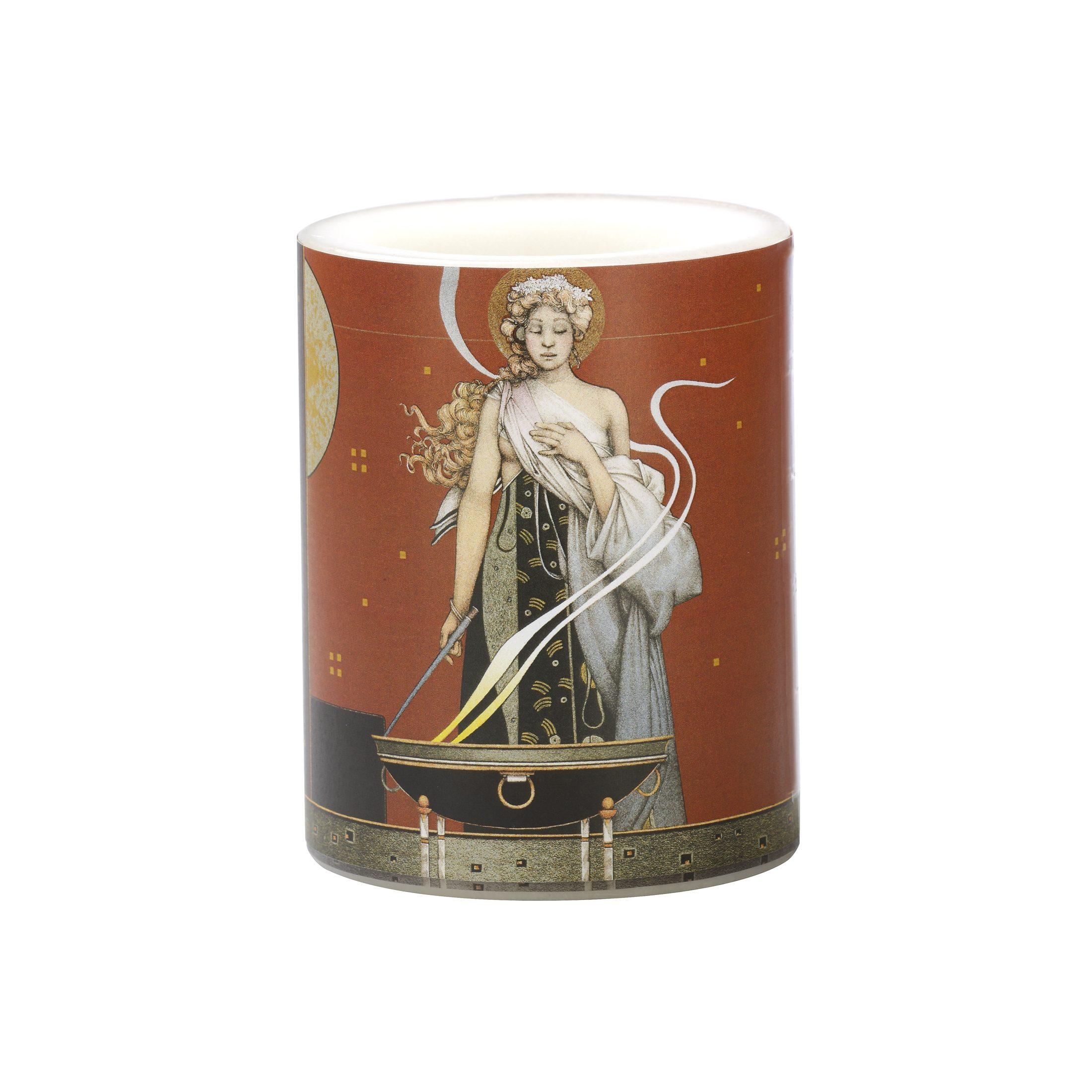 Goebel Sacred Fire I Motivkerze »Artis Orbis«