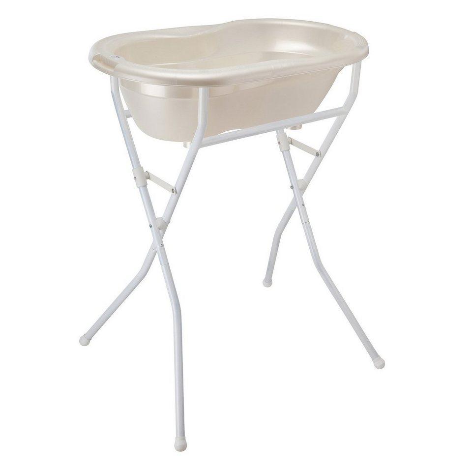 ROTHO BABYDESIGN Badewannenständer Standard in weiß