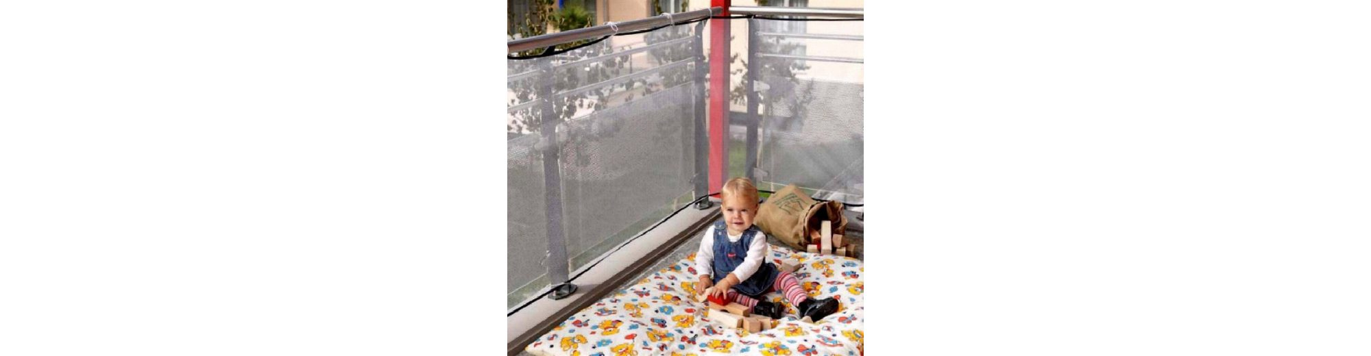 REER Balkonschutz-Netz
