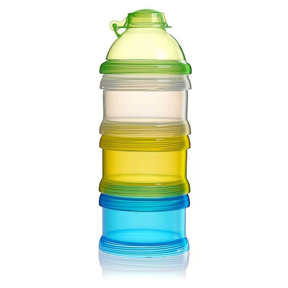 REER Milchpulver-Portionierer 4er Set in mehrfarbig