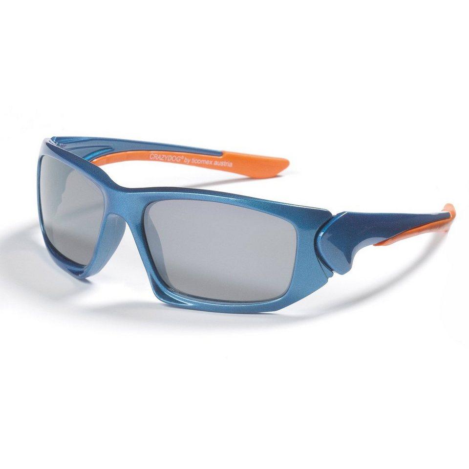 """BABY-WALZ Kinder-Sonnenbrille """"speed"""" in blau/orange"""