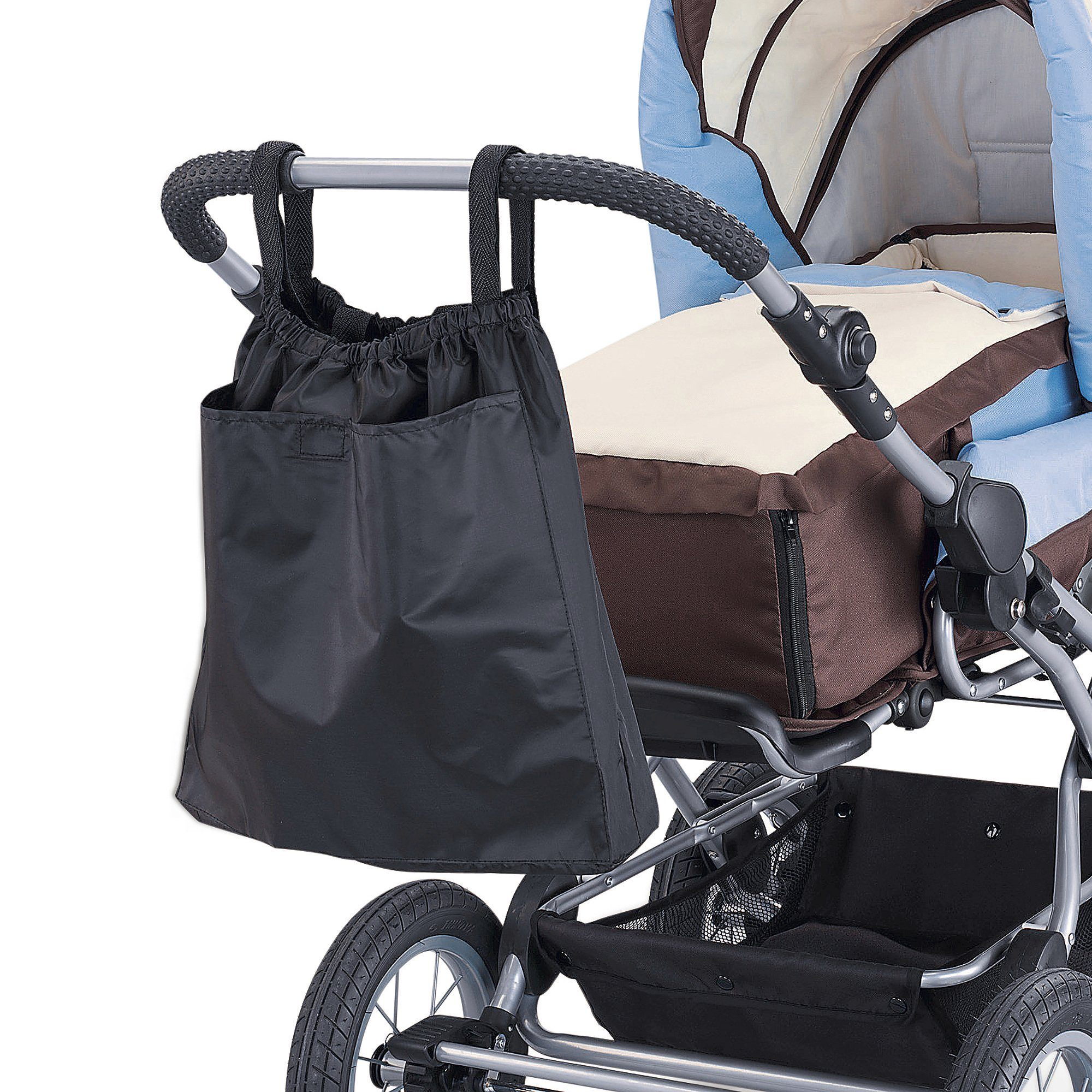 REER Einkaufstasche 2in1 für Kinderwagen und Buggy