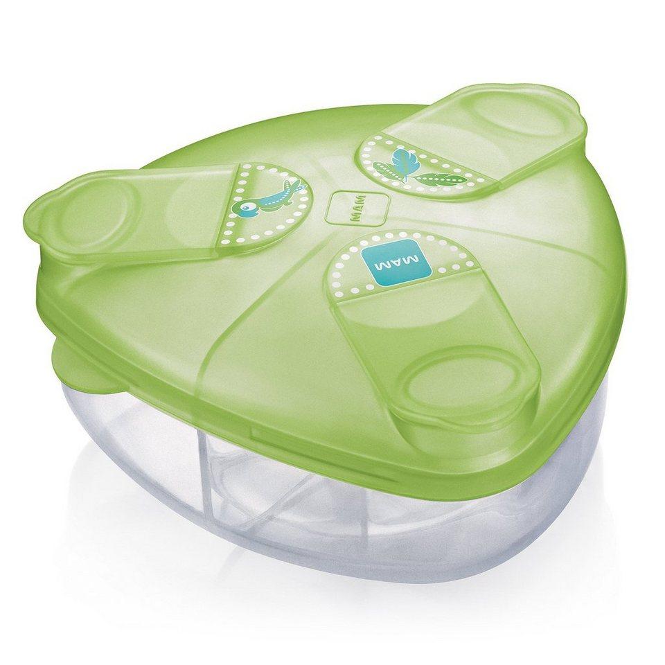 MAM Milchpulver-Portionierer in grün
