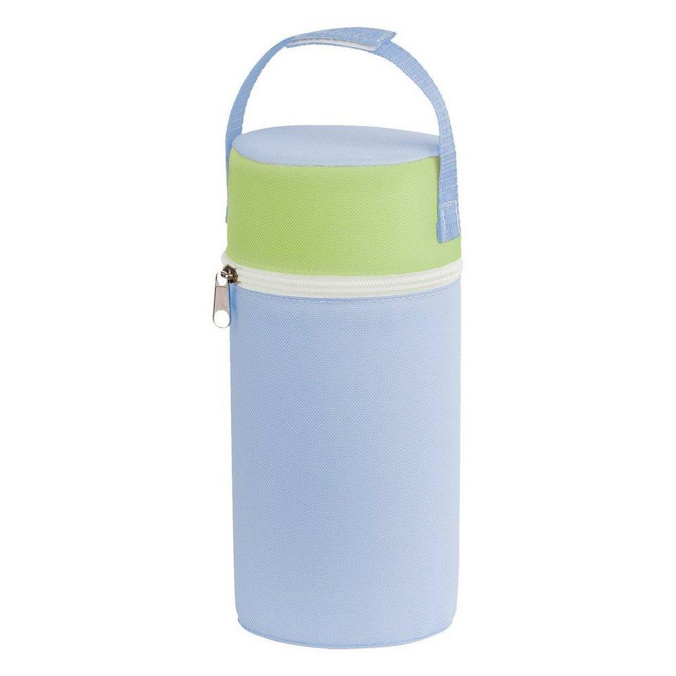 ROTHO BABYDESIGN Warmhaltebox für Weithalsflaschen in hellblau