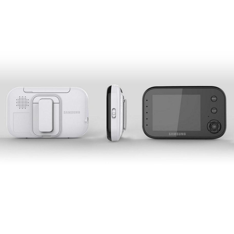 Samsung Babyphone SEW-3036W, 250 m in weiß