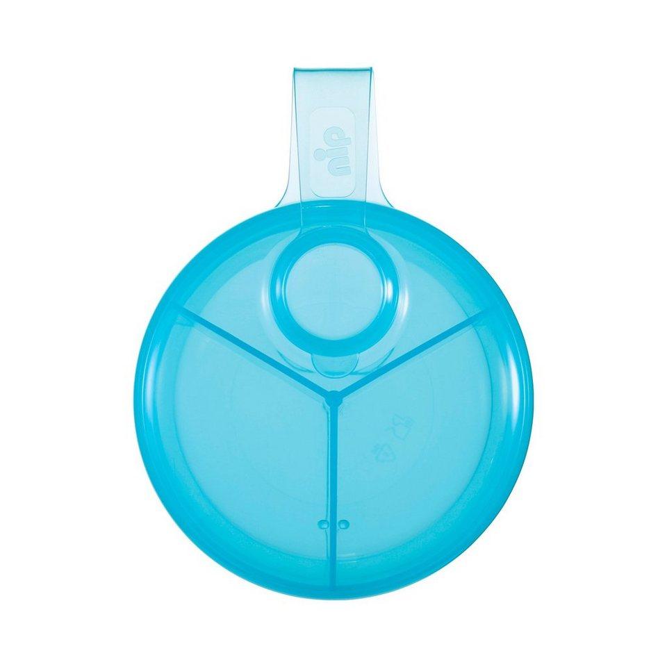 NIP Milchpulverportionierer in blau