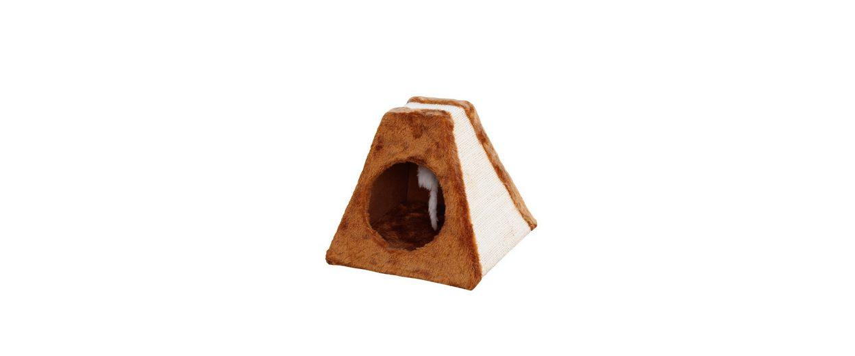 Katzenhöhle »Pyramide«