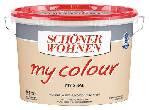 Innenfarbe »my colour«, my sisal