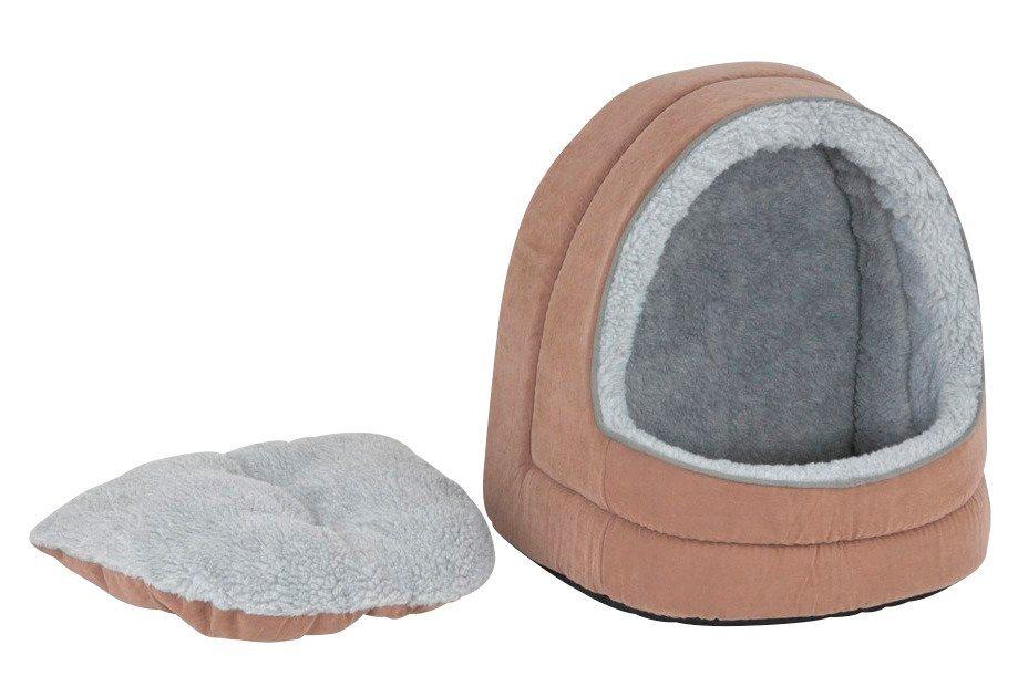 Hundehöhle und Katzenhöhle »Dolly« in beige/grau