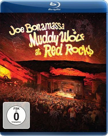 Blu-ray »Joe Bonamassa - Muddy Wolf at Red Rocks«