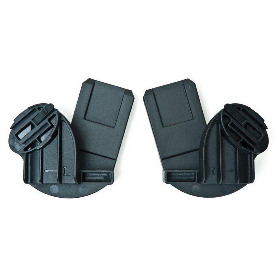 TFK Maxi-Cosi, Cybex, BeSafe Adapter für Buggster S, Buggster S Air in schwarz