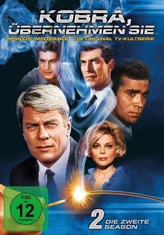 DVD »Kobra, übernehmen Sie! - Die zweite Season (7...«