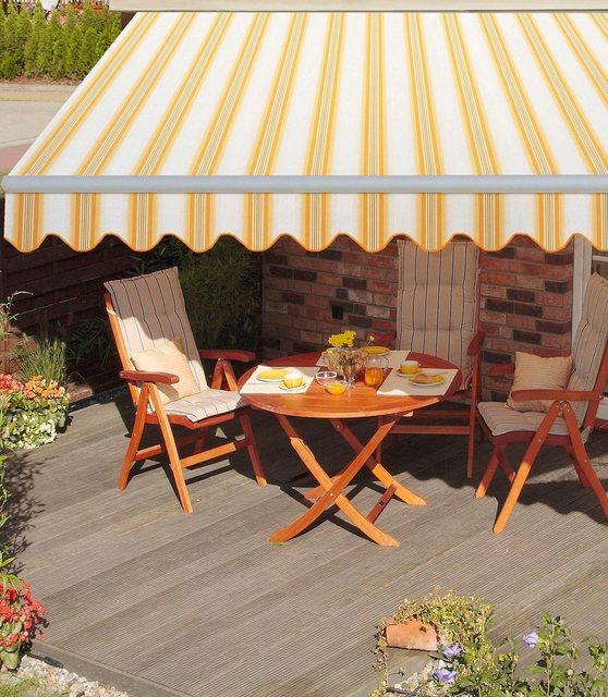 SPETTMANN Gelenkarmmarkise »PG3«, 600 cm breit | Garten > Sonnenschirme und Markisen > Markisen | Spettmann