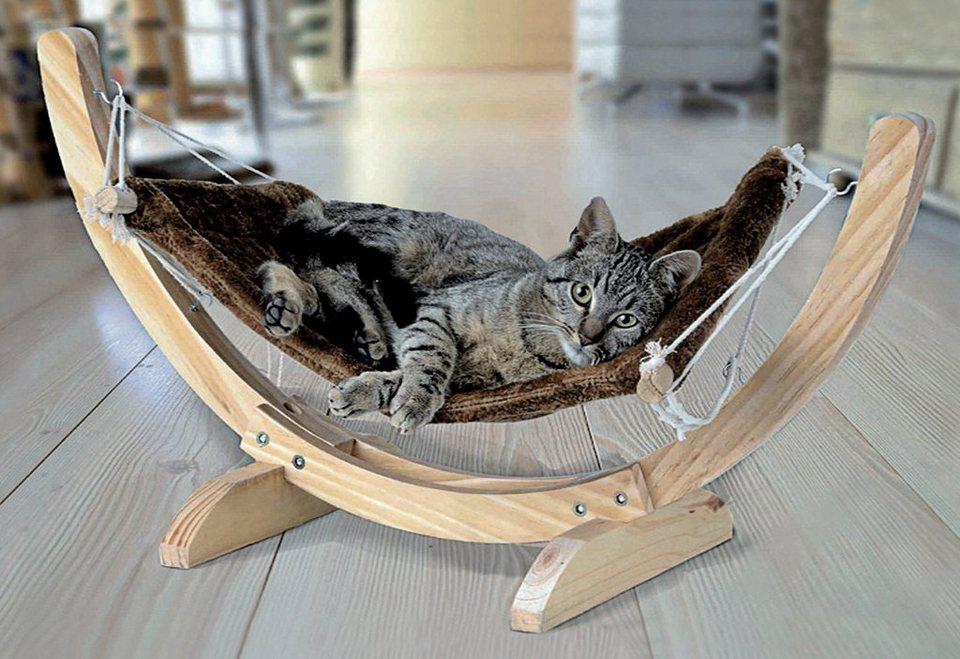 katzen h ngematte cat relax online kaufen otto. Black Bedroom Furniture Sets. Home Design Ideas
