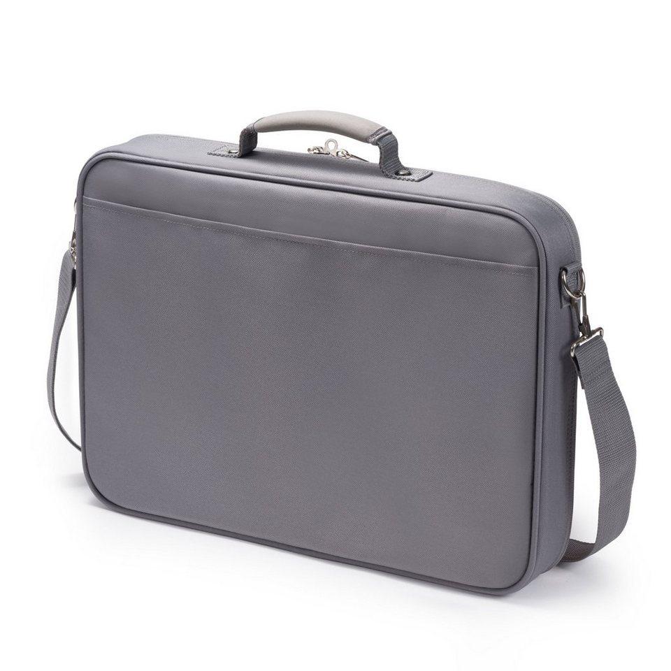 DICOTA Notebooktasche »Multi BASE 15-17.3 grau (D30915)« in grau