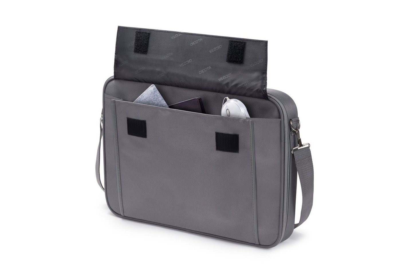 DICOTA Notebooktasche »Multi BASE 14-15.6 grau (D30918)«