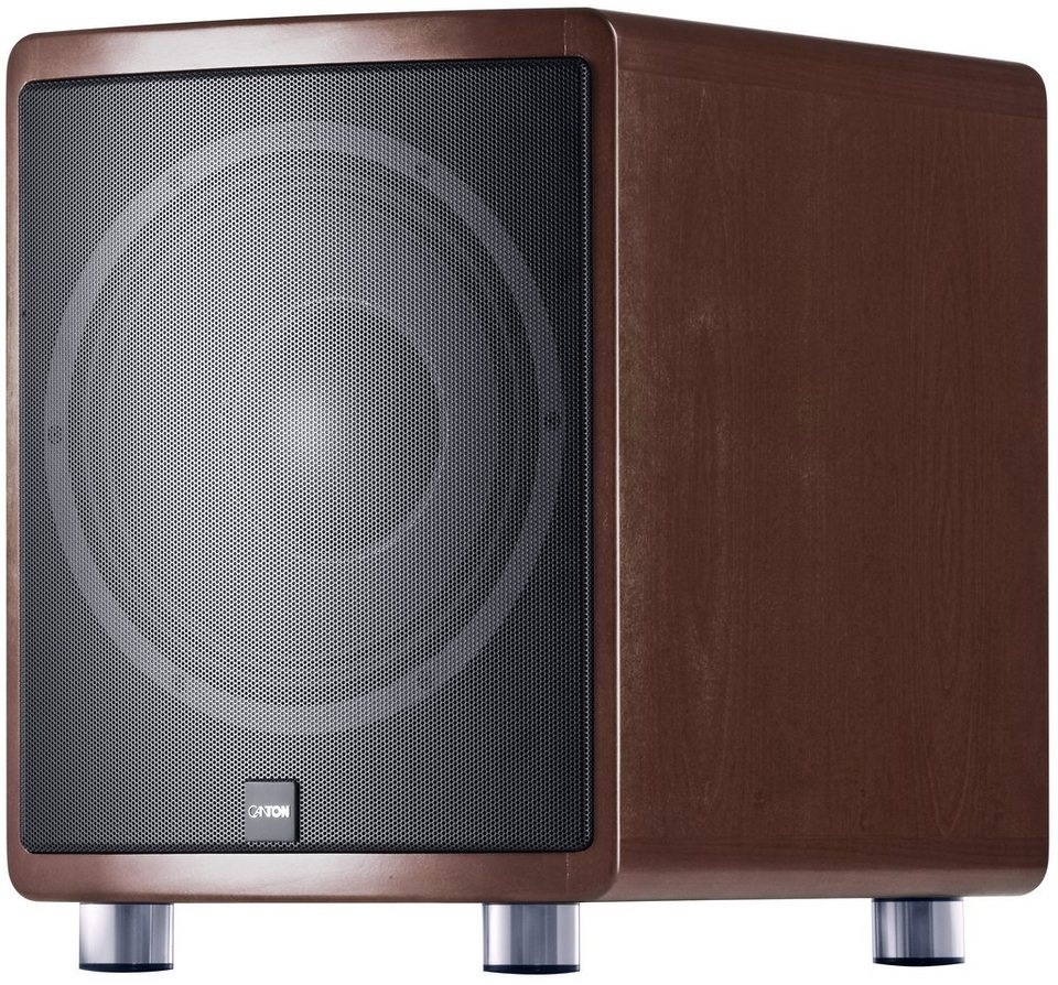 Canton Aktiver Subwoofer »Sub 650« in wenge