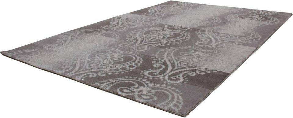 Teppich, Lalee, »Destan 637« in Silber