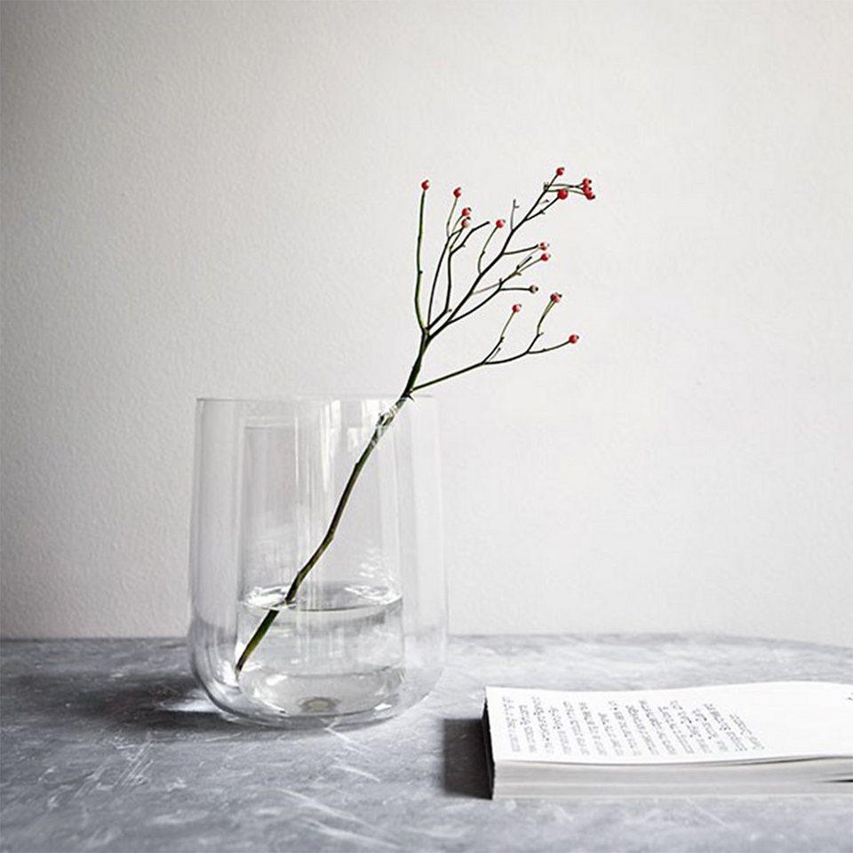 MENU Menu Vase in Vase in transparent