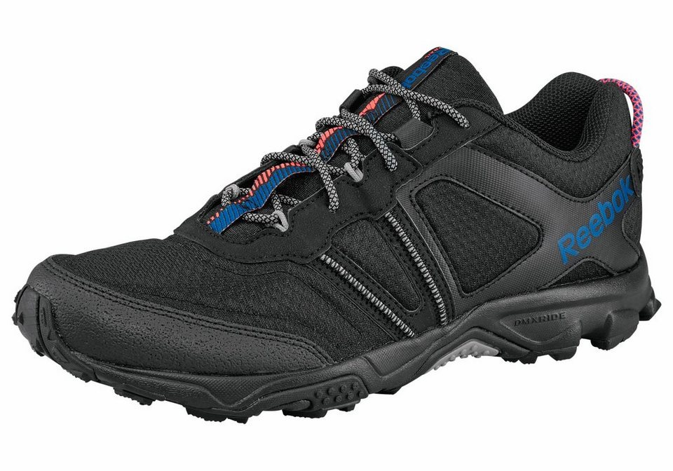 Reebok Trail Voyager RS Walkingschuh in Schwarz-Blau
