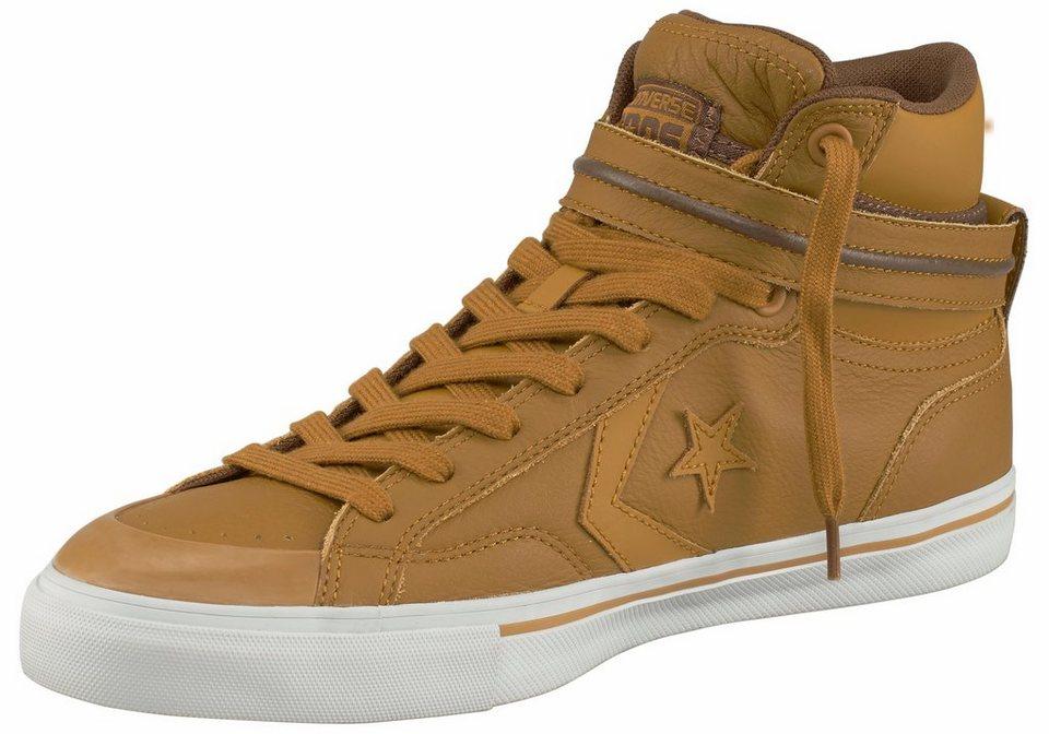 Converse Cons Pro Blaze Plus Sneaker in Beige