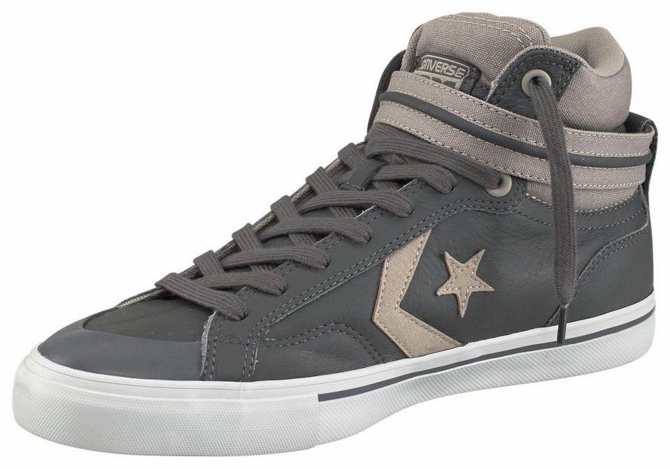Converse Cons Pro Blaze Plus Sneaker in Grau