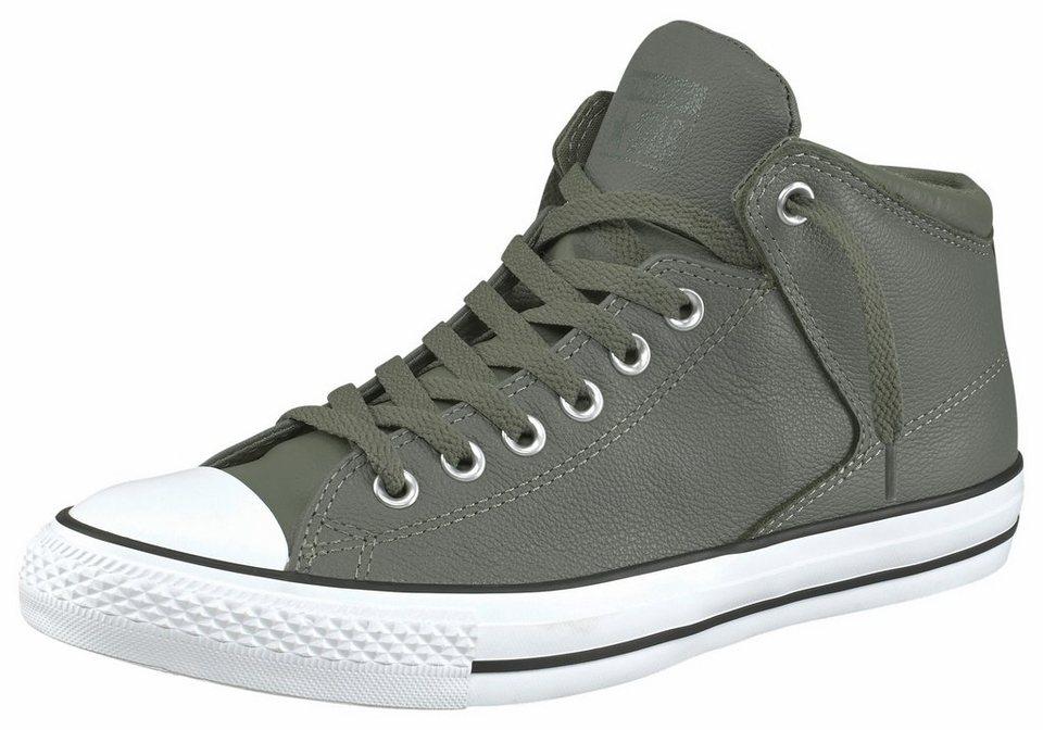 Converse CTAS High Street Sneaker in Oliv