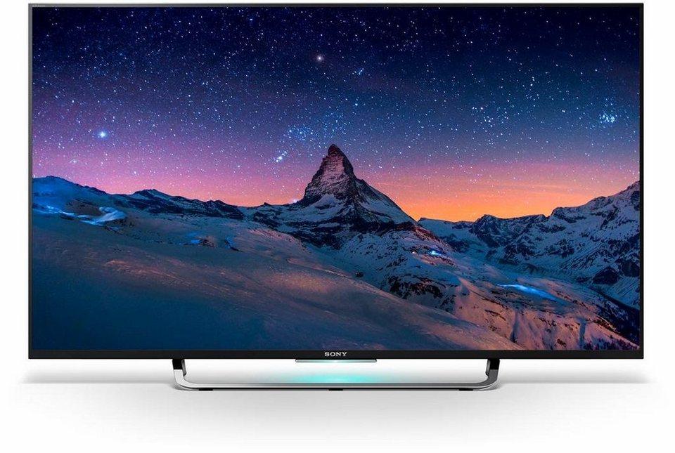 Sony BRAVIA KD-49X8305C, LED Fernseher, 123 cm (49 Zoll), 2160p (4K Ultra HD), Smart-TV in schwarz