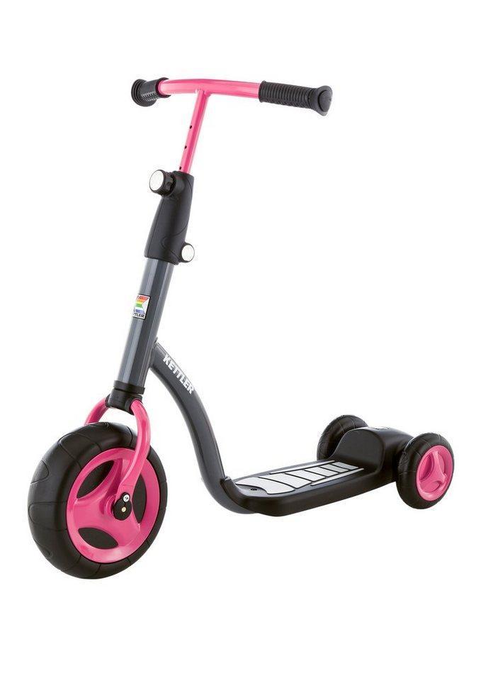 Kettler® Tretroller »KID`S SCOOTER - GIRL« in rosa