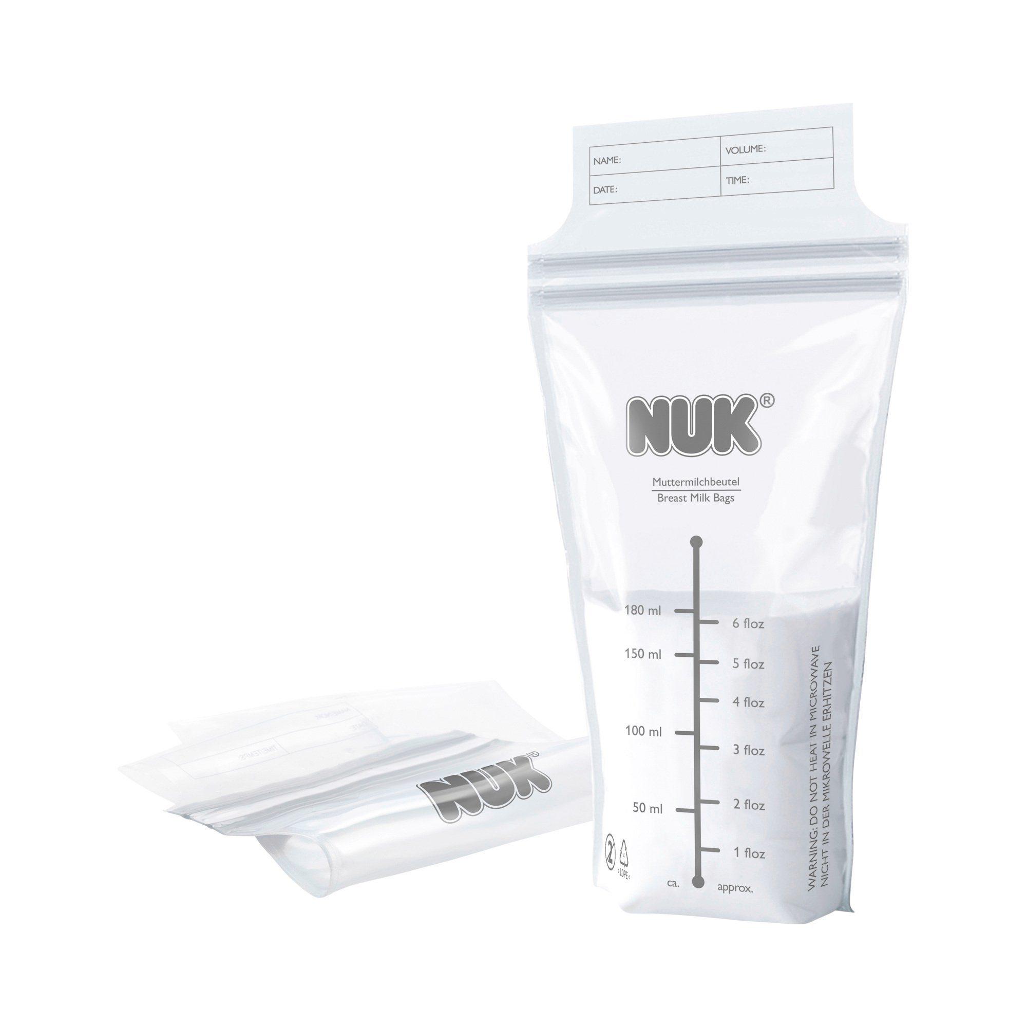 NUK Muttermilchbeutel 25er Pack