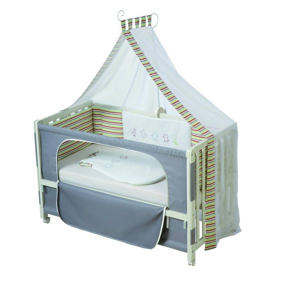 roba beistellbett room bed programm eltern 120x60 cm mit ausstattung online kaufen otto. Black Bedroom Furniture Sets. Home Design Ideas