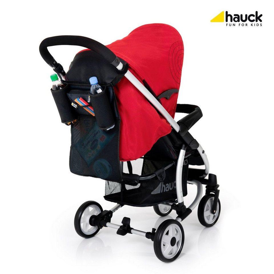 """HAUCK Kinderwagentasche """"Store me"""" in schwarz"""