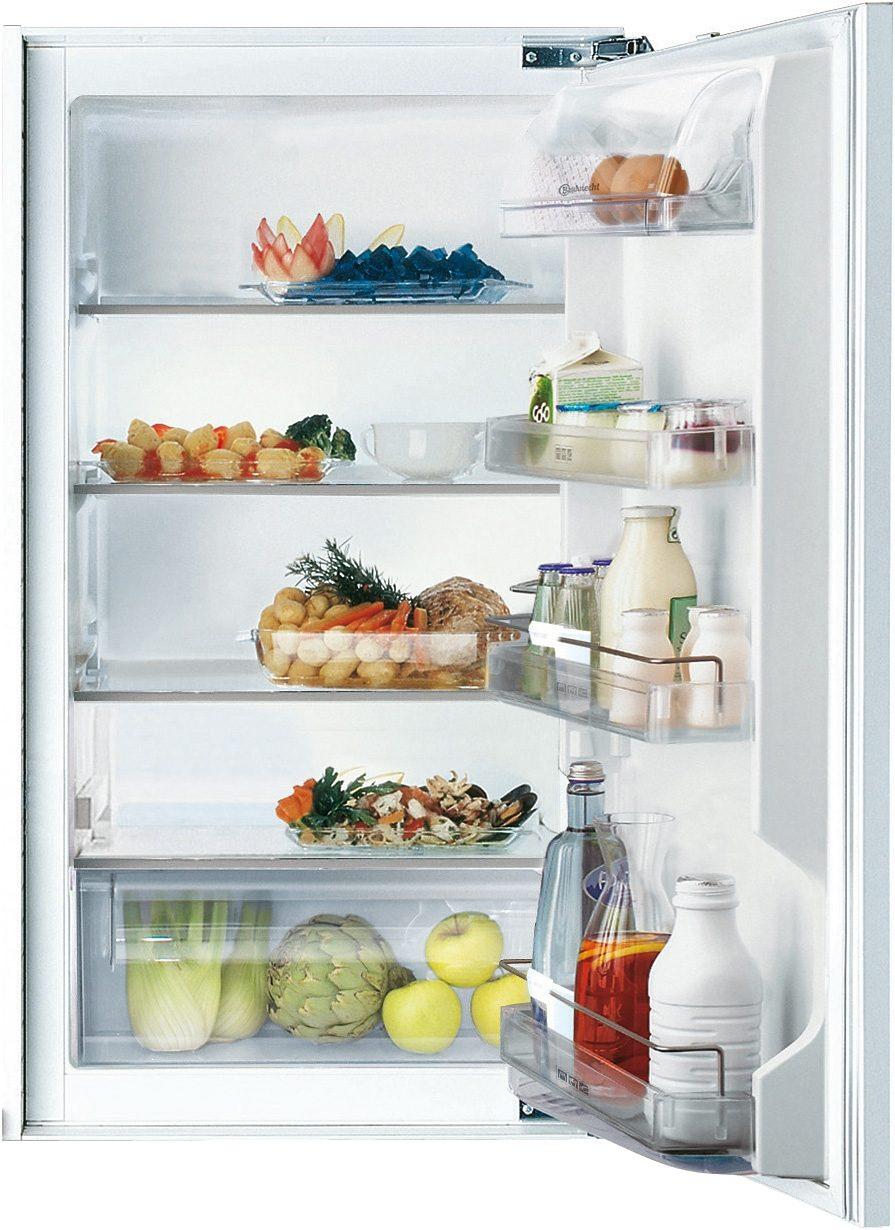 Bauknecht integrierbarer Einbau-Kühlschrank KRIE 2104 A++, 102 cm