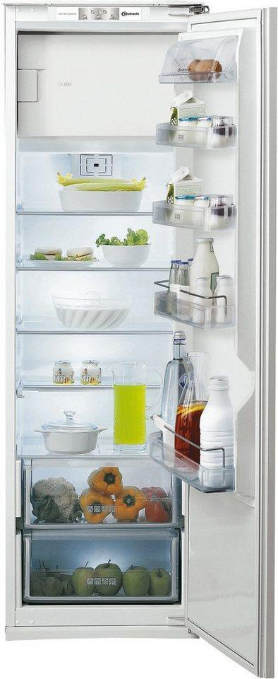 Bauknecht integrierbarer Einbau-Kühlschrank KVIE 4184 A+++, 177 cm in weiß