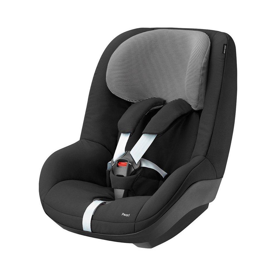 MAXI-COSI Kindersitz Design 2016 in black raven