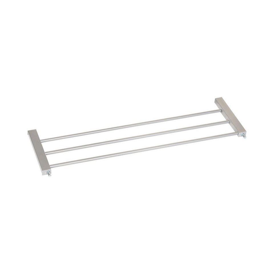 """HAUCK Verlängerung 21 cm für """"Wood Lock Safety Gate"""" silver in silver"""