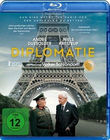 Blu-ray »Diplomatie«