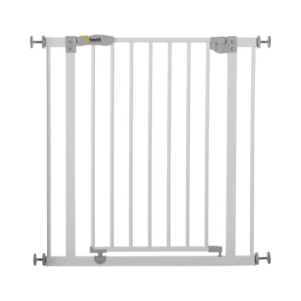 Hauck Türschutzgitter Open' n Stop Safety Gate 75-81 cm in weiß