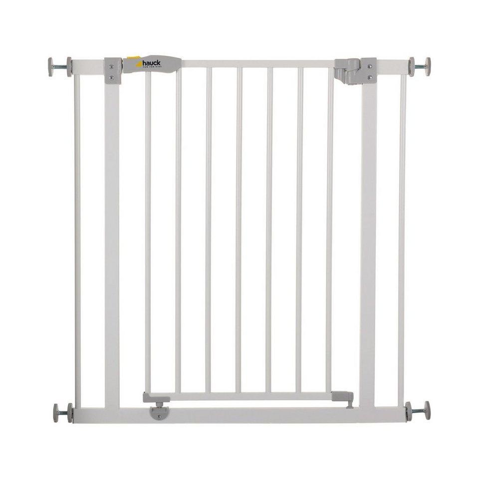 """HAUCK Türschutzgitter """"Open' n Stop Safety Gate"""" in weiß"""