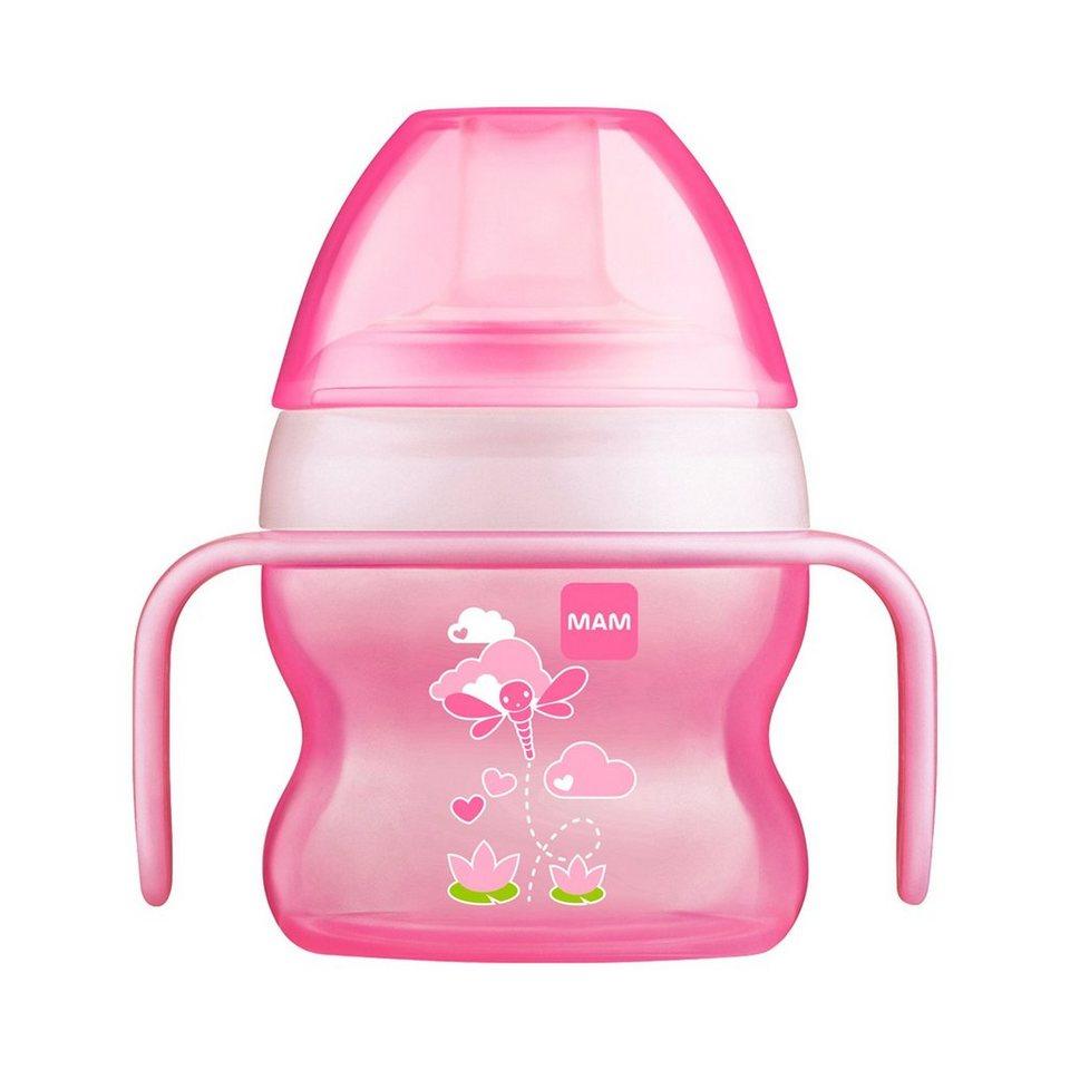 MAM Trinklernflasche Starter Cup 150ml in rosa