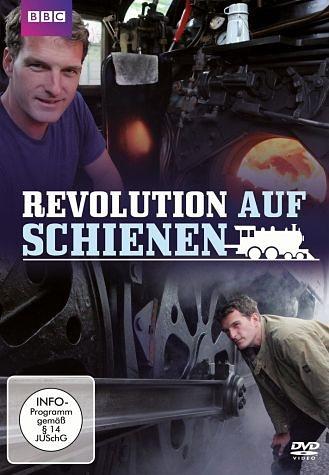 DVD »Revolution auf Schienen«