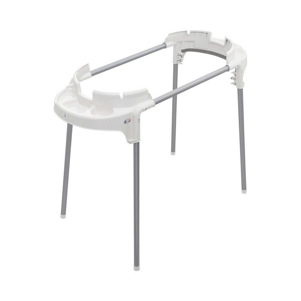 ROTHO BABYDESIGN TOP Xtra Badewannenständer in weiß