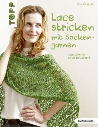 Broschiertes Buch »Lace stricken mit Sockengarnen«