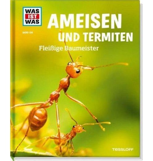 Gebundenes Buch »Ameisen und Termiten / Was ist was Bd.136«