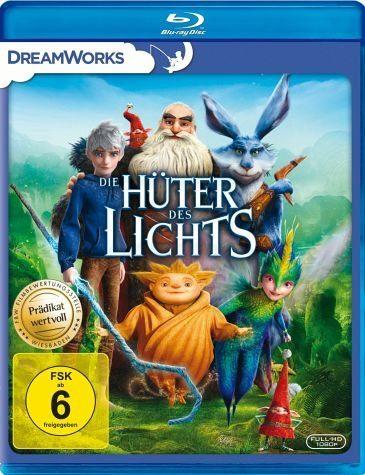 Blu-ray »Die Hüter des Lichts«