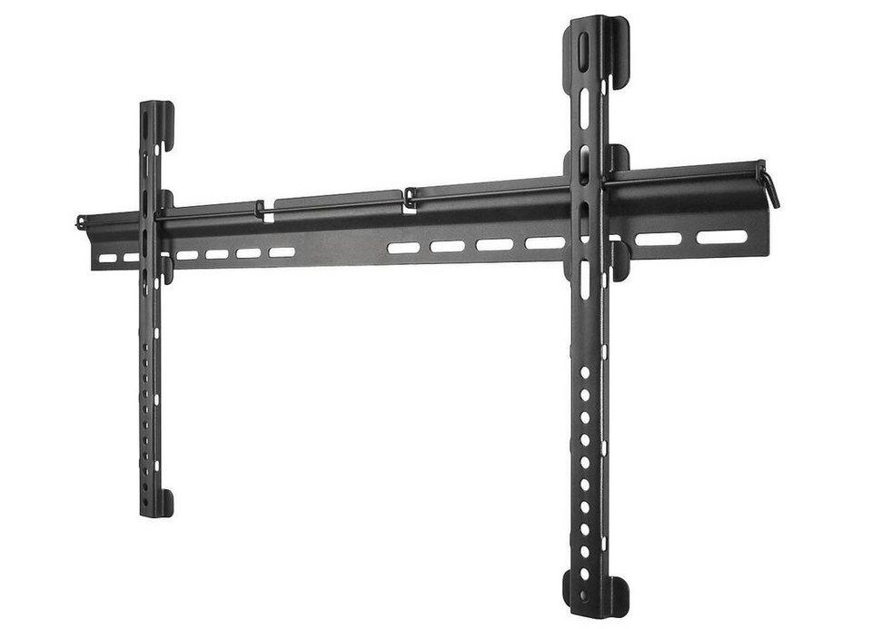 goobay ultraflacher wandhalter f r tvs bis 178 cm 70 tv easyfix ultraslim xl online kaufen. Black Bedroom Furniture Sets. Home Design Ideas