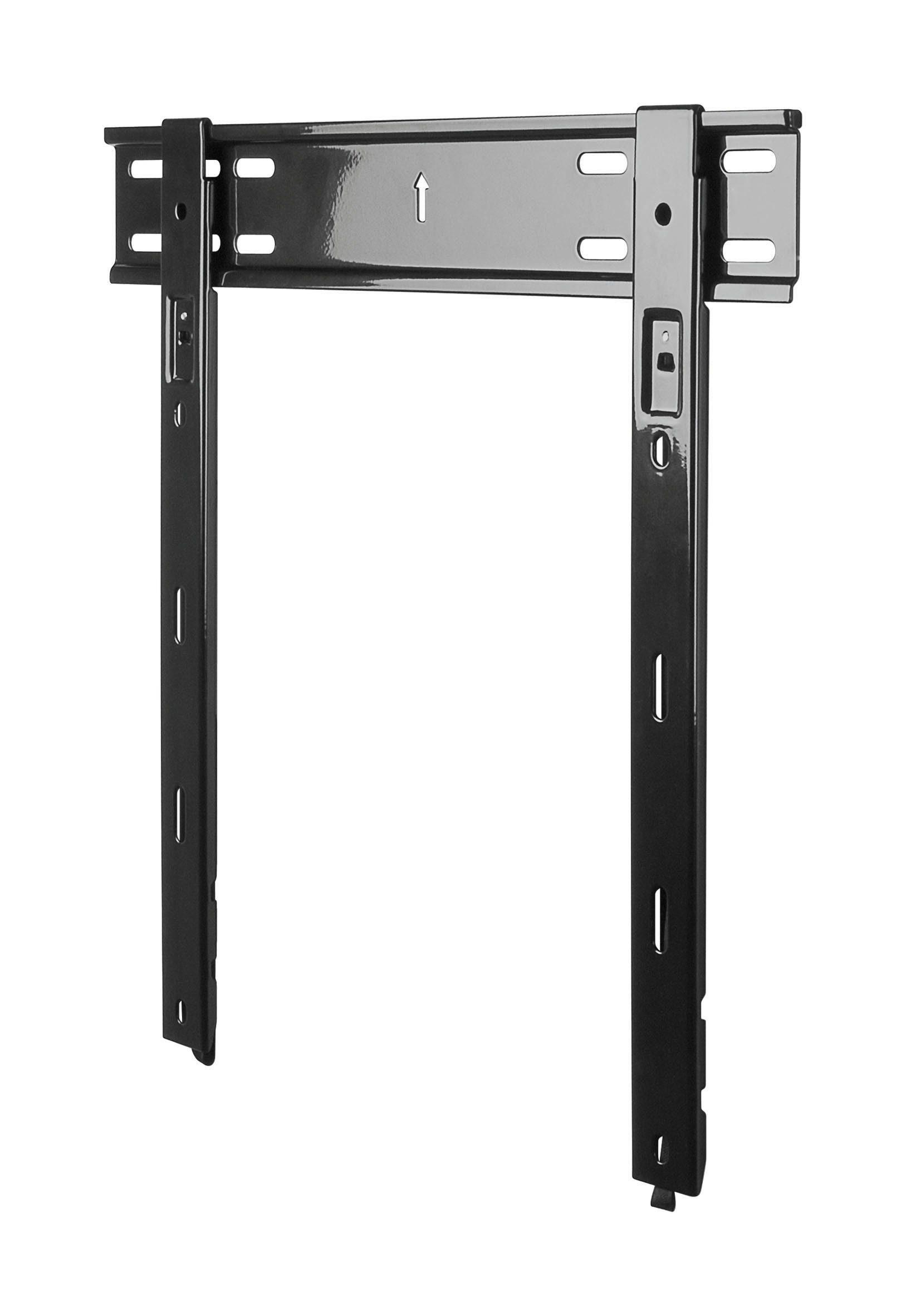 """goobay Nahezu unsichtbarer Wandhalter für TVs bis 140 cm (55"""") »TV EasyFix Invisible L«"""