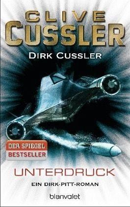 Broschiertes Buch »Unterdruck / Dirk Pitt Bd.22«
