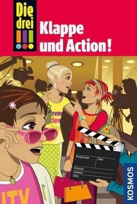 Gebundenes Buch »Klappe und Action! / Die drei Ausrufezeichen...«