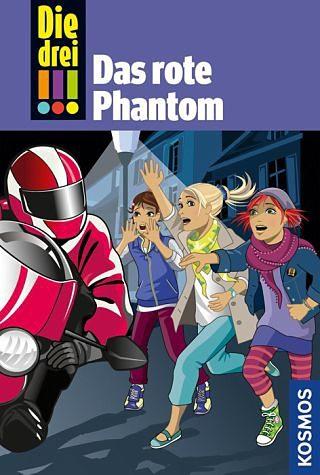 Gebundenes Buch »Das rote Phantom / Die drei Ausrufezeichen Bd.52«